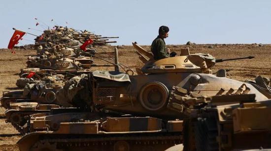 土耳其塑造强国形象频介入地区事务 为何拉拢俄罗斯