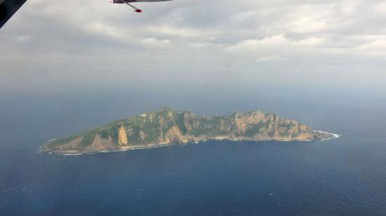 日称中国在钓鱼岛海域设浮标装有天线_用于军事目的