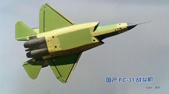 FC31为何仍未登上中国航母?或需成飞这一强援出手