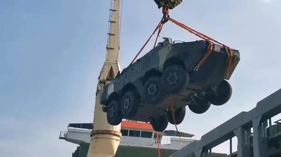 泰国为何同时引进中美两国战车 价格低廉机动性强