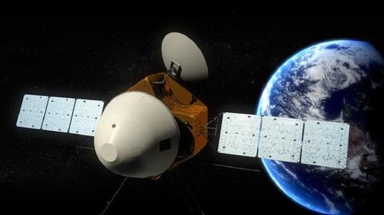 大国扎堆冲向火星:中国挑战地狱难度 美苏不敢这样玩