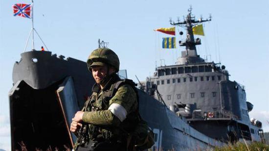 俄太平洋舰队将在北极圈演习 两支海军陆战旅对抗