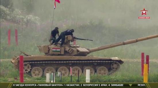 中国队夺坦克两项小组第一 印度网民酸了:对手太差