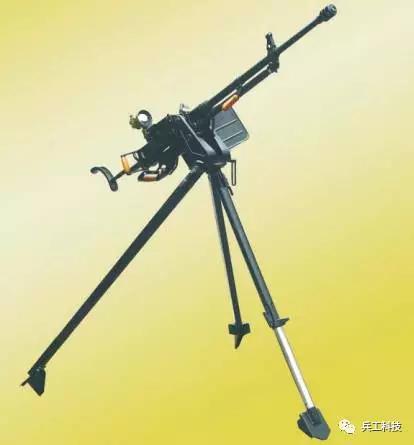 中国第二代高射机枪研发内幕:充满波折来之不易