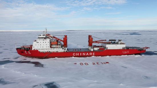 美军核潜艇在北冰洋活动频繁 却紧盯中国北极开发许润龙