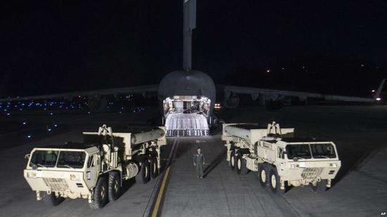 外媒:中美就撤走美在韩国部署萨德系统展开谈判wed2qq