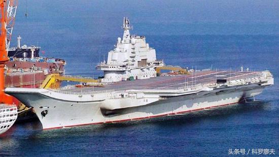 中国为何要建3万吨核破冰船 为航母核动力系统做准备
