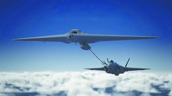 中美第六代战机技术竞相曝光 变循环发动机将成标配