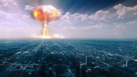 核爆不仅可以在地面,还可以在太空