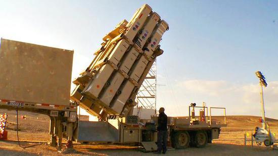 """以色列把导弹技术""""白送""""给叙利亚 俄罗斯或将受益"""