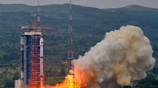 中国发射光学遥感卫星分辨率太高 美军质疑其非民用