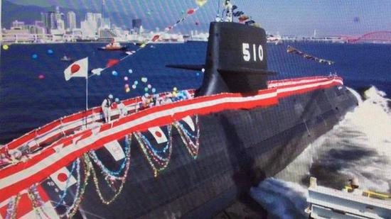 首艘装备锂电潜艇_日本打造全球首艘锂电池潜艇号称领先中国15年 是真的