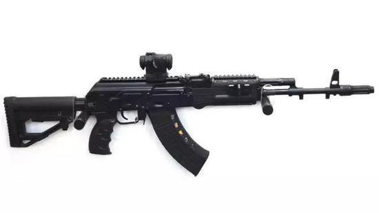 印度达成74万步枪订单 零下50度冷冻依然好用