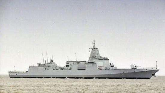 055型驅逐艦第二批或者會上電磁炮