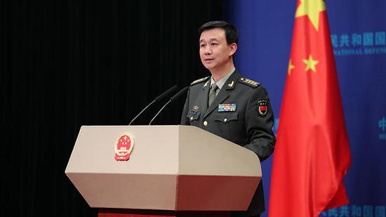 国防部回应中国高科技赶上美国:别想捧杀中国