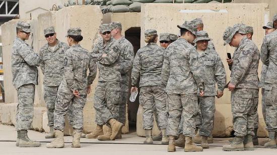 请神容易送神难:伊拉克对美军下逐客令 白宫威胁制裁
