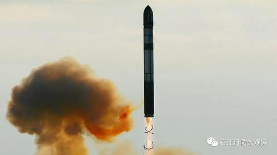 美媒:东风41将装备滑翔弹头 具备全球快速打击能力