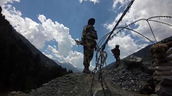 印军在做撤退部署但时间很漫长 须警惕重演洞朗对峙