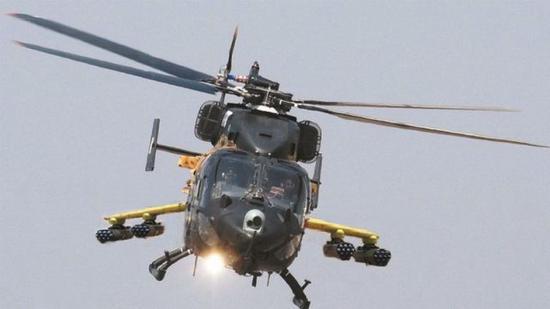 印军武器不配套影响战力:战舰缺声呐 武直没武器