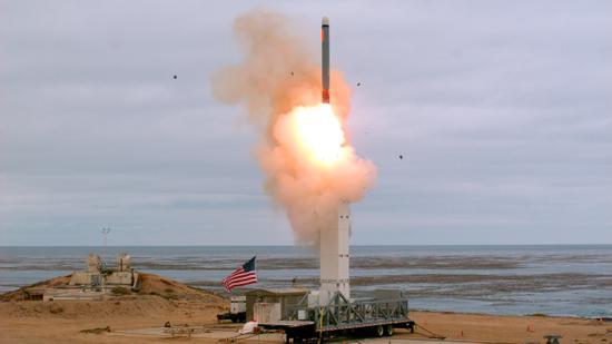 美高官抹黑中国核力量威胁 点名日本部署中程导弹