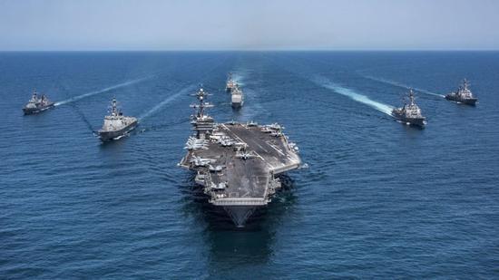 美两大军种重大战略调整 争相部署反舰导弹针对中国