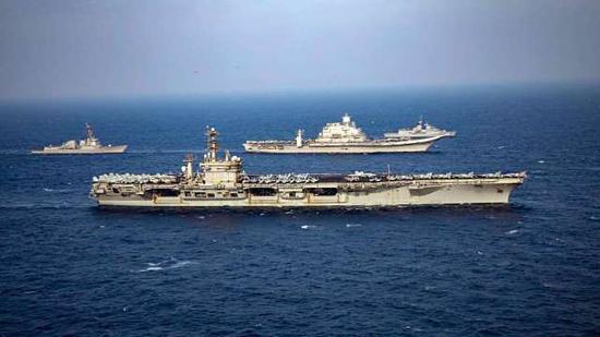东盟新协议考虑限制各方南海军演 印度竟率先反对了