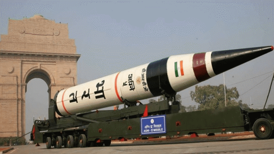 """美媒:中印核战争将毁灭地球 印军能""""封锁中国"""""""