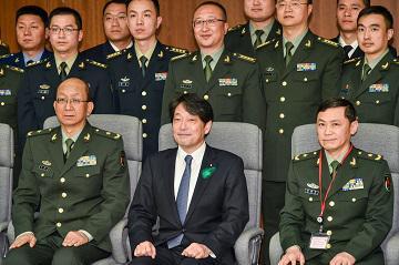 解放军军官交流团时隔6年再次访问日本(图)毒霸社区