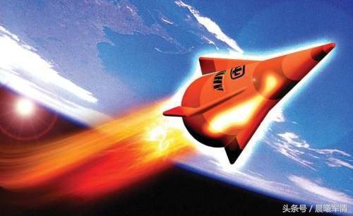 中国在2013年成功完成洲际速域高超音速滑翔飞行试验