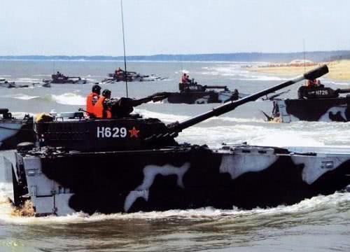 我军05式战车一性能独步全球 曾逼俄方更改比赛规则