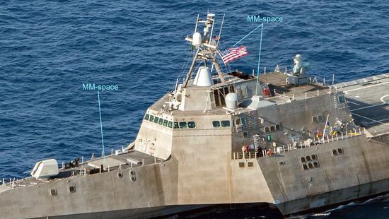 美军给了表现不佳的濒海舰新任务:在加勒比海缉毒
