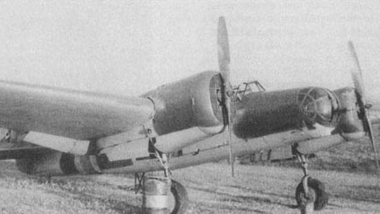 SB-2轰炸机