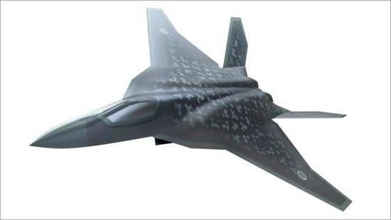 日本买不到F22就勾搭美制造商 想用美技术对抗歼20