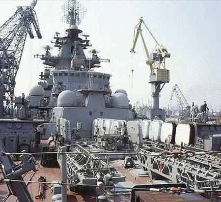 俄造船业没落为何不购中国战舰?俄专家:和面子无关