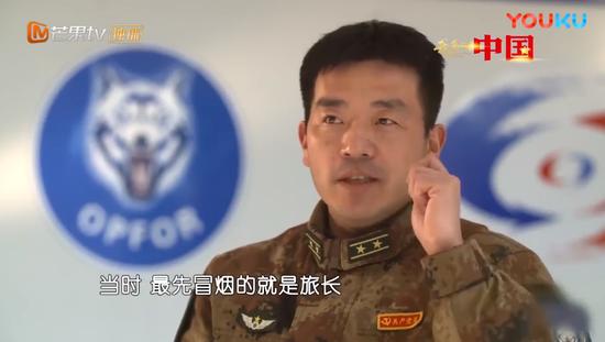 """蓝军旅长满广志自述被""""击毙""""过程 军车被炮火覆盖"""