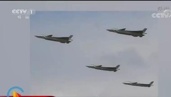 下一代表演機有可能是殲-20嗎?