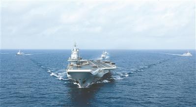 辽宁舰战机收放速度加快 舰员:歼15着舰比以前更轻搜神传大结局