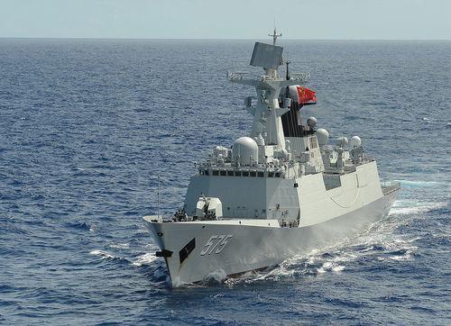 中国新护明年或有眉目:吨位突破5千吨 装055舰垂发