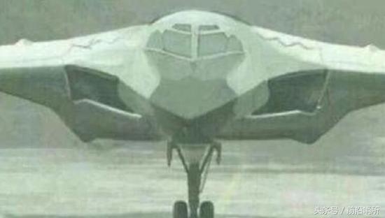 央视曾曝光轰-20轰炸机效果图