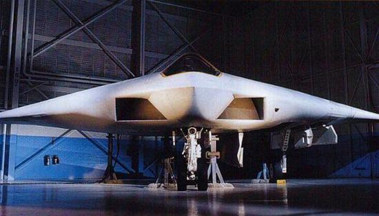 美军40年前曾研隐身舰载机 技术领先中国近半世纪