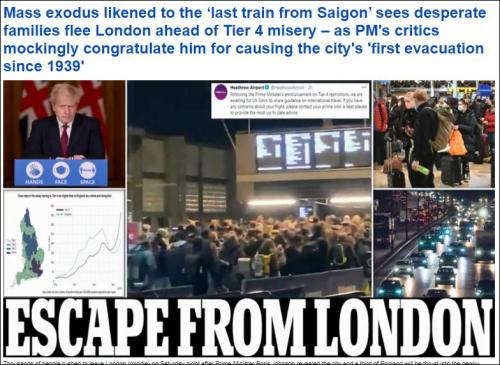 """""""欧洲病夫""""的名号令英国焦虑 政客又急着甩锅中国"""