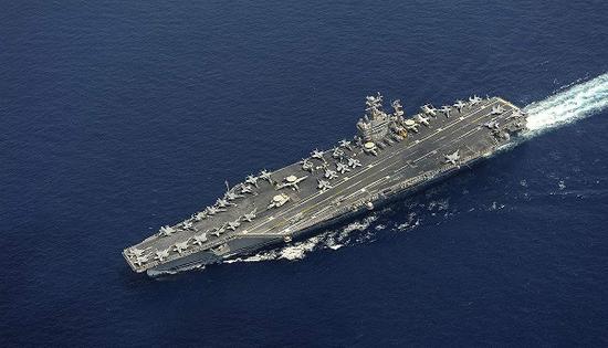 超级大国凭借1、2艘航母就能耀武扬威的日子已经一去不返了