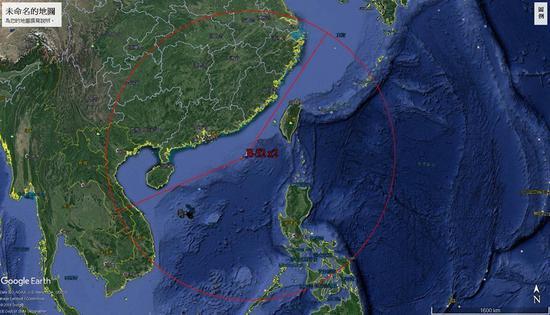 美B52抵近距广东250公里 台媒:可攻击大陆所有目标俏天使赖上霸王龙