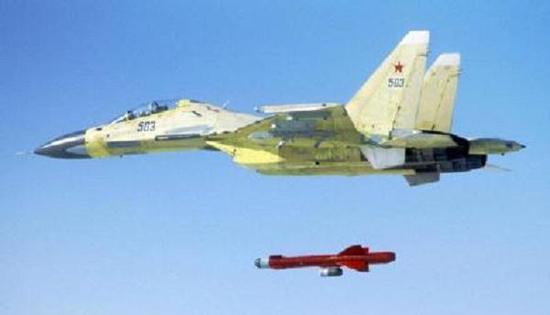 中国从俄罗斯引进的KH-59MK反舰导弹
