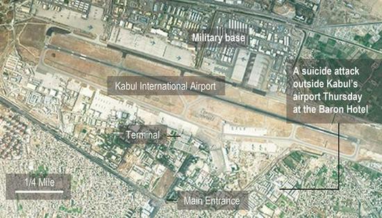 """美媒:美在阿富汗打擊""""ISIS-K""""策劃者 稱已擊斃目標"""