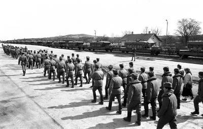 乌克兰收编了苏军各种部队