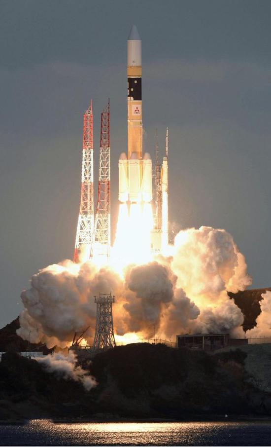 日本航天业重视军事应用 间谍卫星精度惊人中国需警惕
