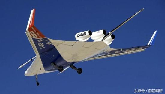 X-48B飞机