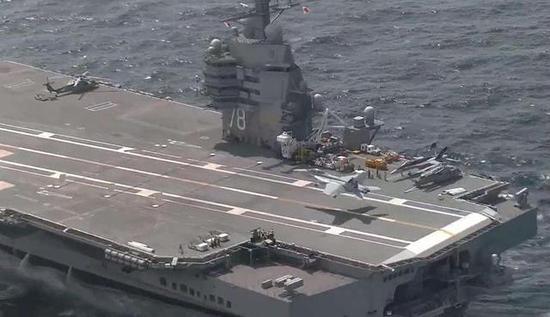 这项技术仅美军福特号应用?我军下一代航母也会装上