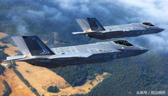 图为F-35战机